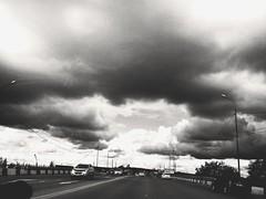 #sky#road#blackandwhite#bw#terrible (loveexited) Tags: bw blackandwhite road sky terrible city