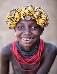 ethiopia - omo valley (mauriziopeddis) Tags: africa ethiopia etiopia omo valley river omorate turmi people persona face dassanech smile sorrido reportage tribe tribal canon leica photography professional travel traveling viaggio trip