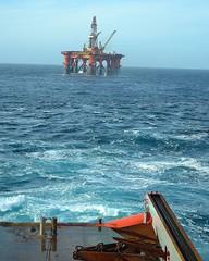 Songa Delta (Haakoon) Tags: offshore rig ahts anchorhandler rigmove anchorhandling normandprosper songadelta
