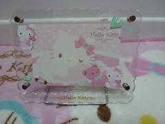 Hello Kitty (Little Vanilla) Tags: hello bear cute japan babies sweet hellokitty room adorable kitty collection dreams kawaii cuteness sweetness 2007 pictureframe hellokittyplush hellokittycollection hellokittycuteness pictureframehellokitty pinkbearhellokitty
