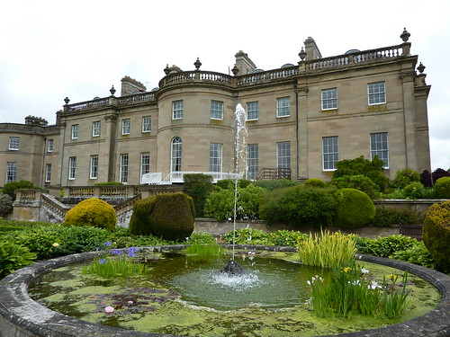 Manderston, a great Edwardian country house