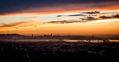 Dark Sky, Light Heart - San Francisco, CA (Jonathan Goody) Tags: california ca usa santacruz google unitedstates unitedstatesofamerica photowalk felton hdr