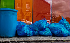 The Colour of Rubbish 2014-06-07 15.32.56.jpg (Sav's Photo Gallery) Tags: street uk london bin colourful s4 savash samsungs4