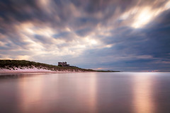 Bamburgh Castle (Adam Karnacz) Tags: uk sea