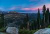 Looking to Home (Darvin Atkeson) Tags: california sunset mountains forest nationalpark twilight glow nevada sierra glacier yosemite granite bluehour peaks glacierpoint lastlight darvin atkeson darv lynneal yosemitelandscapescom