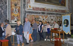 Scafati (SA), 2014, Festa della Madonna dei Bagni. (Fiore S. Barbato) Tags: italy campania madonna chiesa festa salerno altare marmo marmi bagni fazzoletti sudore fazzoletto scafati
