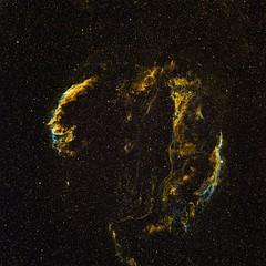 Veil-HSO-X (Astro Photographer) Tags: veil nebula astrometrydotnet:status=solved astrometrydotnet:version=14400