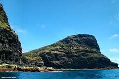 Cliffs Below Mt Eliza - Lord Howe Island Circumnavigation (Black Diamond Images) Tags: mountains island boat paradise mt australia cliffs nsw boattrip mteliza circumnavigation lordhoweisland worldheritagearea thelastparadise oldgulch circleislandboattour