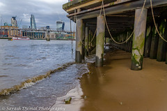 DSC_0115.jpg (Sav's Photo Gallery) Tags: city uk london beach river cityscape riverthames bankside sandybeach d7000 savash