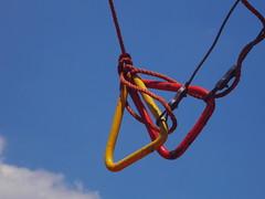 Ενωση Χρωματων-Color Union (Κωνσταντινος Μαντιδης) Tags: blue red sky yellow triangle μπλε κιτρινο κοκκινο τριγωνο