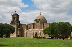 San Jose Mission San Antonio Texas (lucepics) Tags: church san catholic texas jose churches mission antonio