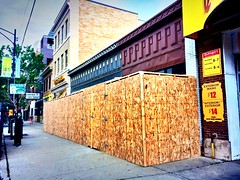 New construction at 3446 N. Southport. (southportcorridorchicago) Tags: city urban chicago retail shopping corridor cubs wrigley lakeview southport wrigleyville southportcorridor