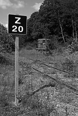 Saint Cyr en Val Leica M8 (nikleitz2009) Tags: leica 35mm trains rusted rails disused machines railways abandonned urbex summaron leitz superangulon leicam8 voiesferrees