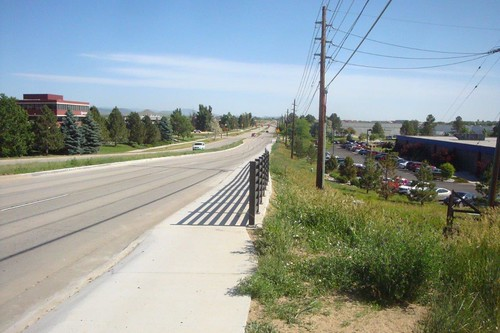 Photo - Pedestrian Enhancements: 63rd Street Missing Sidewalk Link