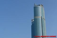Abu Dhabi - Corniche Road - Nation Towers (soyouz) Tags: uae abudhabi unitedarabemirates miratsarabesunis emirateofabudhabi abzaby nationtowers alkhubayrah geo:lat=2446447721 geo:lon=5432340360