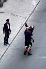 From Above (josephzohn | flickr) Tags: people fromabove människor uppifrån brahegatan