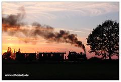 Pollo 2014 (19) (olherfoto) Tags: railroad sunset train eisenbahn rail railway trains steam pollo bahn steamtrain narrowgauge dampflok dampfzug schmalspurbahn museumsbahn