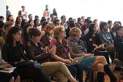 Full House at #learndoshare #NYC (swissmixz) Tags: do thenewschool learndoshare