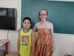 Langfang, Hebei, China (apparently.april) Tags: china summer people teaching hebei  langfang