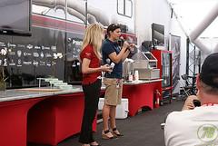 Champion_meet-n-greet_Katherine_Legge_and_Liza_Markle_wide_SPGP_24March2012 (Valder137) Tags: st race racecar florida petersburg grand automotive prix