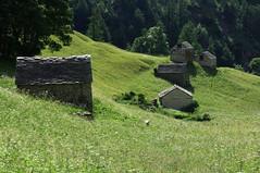 (Rosmarie Voegtli) Tags: switzerland hiking wallis htten simplon gondoschlucht