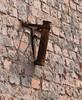 (:Linda:) Tags: germany thuringia town hildburghausen brick flagholder rust eisfelderstrase