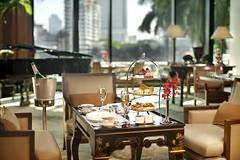 アフタヌーンティーで人気のホテル ザ ペニンシュラ バンコク