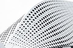 - curves (2) - (Jacqueline ter Haar) Tags: curves spijkenisse theater architecture explore pattern domino entertainment factory roof dak construction urban theaterdestoep destoep