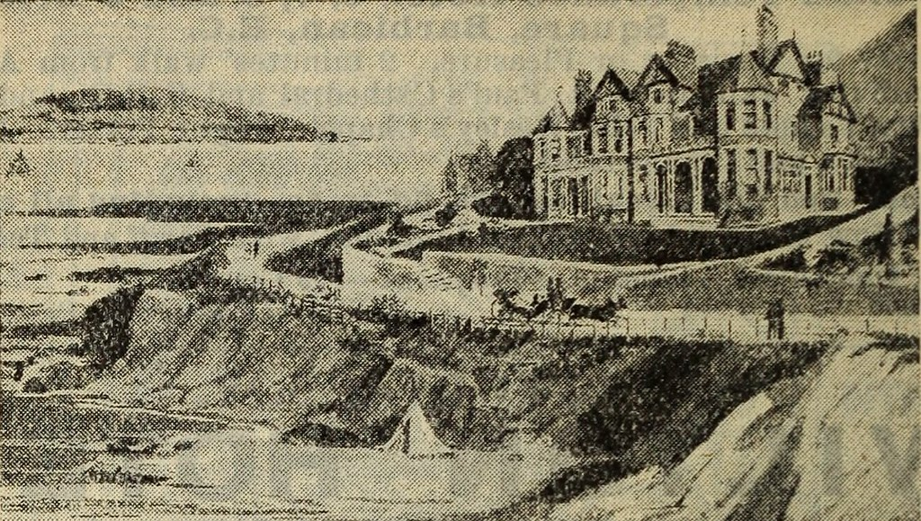 "Image from page 153 of ""Guide to Galway, Connemara and the West of Ireland"" (1912)"
