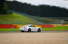 Porsche 991 GT3. (Deljul) Tags: car toy automobile track power 911 automotive porsche powerful spa supercar motorsport trackday 991 gt3 francorchamps sportcar spafrancorchamps carporn automotion autoart porschedays 911gt3 porncar 991gt3 porschefrancorchamps