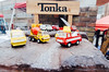 Tonka (JoelZimmer) Tags: newyork brooklyn unitedstates bokeh parkslope fleamarket tonka 1116mmf28 nikond7000