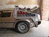 Schloss Dyck Classic Days 2014 - DeLorean