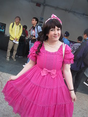 Jpop Kawaii Fashion (shaire productions) Tags: people woman cute girl lady female youth fun person costume image sweet candid picture culture streetphotography event kawaii sfbayarea popculture imagery jpop jpopsummit