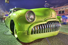 A Ghostly Cruise (dmentd) Tags: buick custom 1949