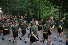 Class of 2017 CFT Run Back (West Point - The U.S. Military Academy) Tags: ny west point back long gray pad running run jeremy class line cadets bratt superintendent 138th 2017 nyarg