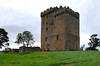 Gale force eight (beqi) Tags: panorama tower history architecture stonework photoshoppery 2014 clackmannan