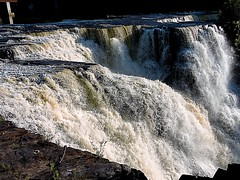 Kakabeka Falls (Brian Pressey) Tags: ontario canada falls kakabekafalls kakabeka p600 nikoncoolpixp600