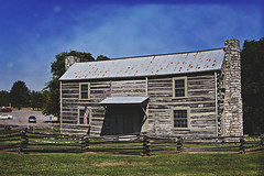 something old/something new (notfakemaris) Tags: park old usa house green tn nashville tennessee haunted eua crockett
