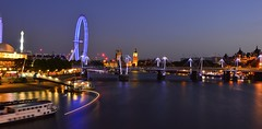 London Lights (Kev_Barrett) Tags: city longexposure bridge sunset london westminster thames architecture composition reflections landscape nikon cityscape nightlights dusk perspective cityscapes engineering nightshots lighttrails riverthames goldenhour londoncity nikond3200 d3200 originalfilter uploaded:by=flickrmobile flickriosapp:filter=nofilter flickriosapp:filter=original