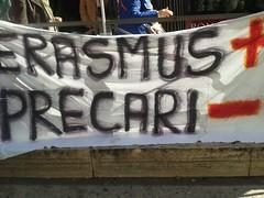 6 novembre 2013: presidio al MIUR (lollocas) Tags: erasmus precari ricerca cnr istat invalsi flccgil