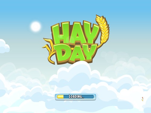 Hay Day Loading: screenshots, UI