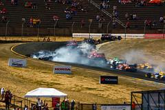 Sonoma Go Pro Indycars Turn 2 Lap 1 (bcr160) Tags: 2 turn nikon crash sonoma nikkor raceway indycar 2014 80400 gopro d7100 kl0 bcr160