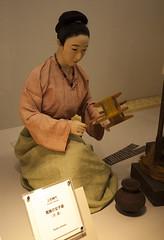Ancient times (YlvaS) Tags: japan yokohama  2014 siden kinumo yokohamasilkmuseum