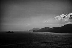 I faraglioni di Capri (Fabrizio Alfano) Tags: blackandwhite capri bnw faraglioni