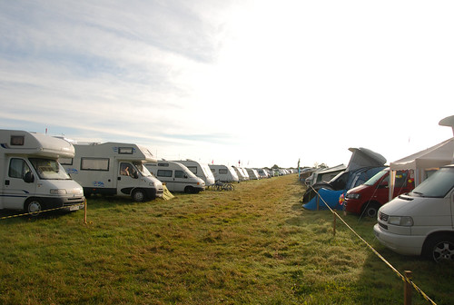 Campervan Field IU