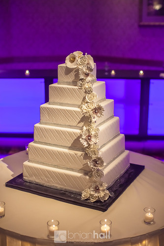 "Highlight Your Wedding Cake with Pin-Spot Lighting • <a style=""font-size:0.8em;"" href=""http://www.flickr.com/photos/81396050@N06/14900634315/"" target=""_blank"">View on Flickr</a>"