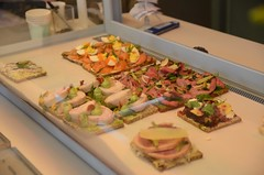 Smorrebrod open sandwiches - Filter (avlxyz) Tags: fb smorrebrod smørrebrød opensandwiches