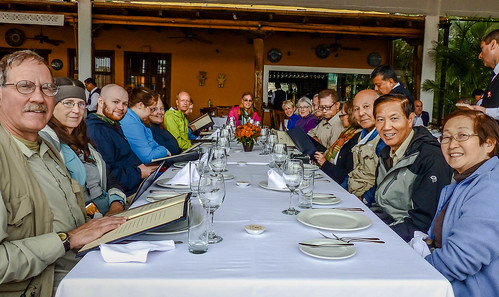 Huaca Pucllana Restaurant - Final Lunch Together - 05.jpg