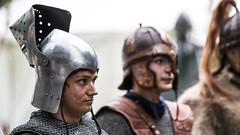 Warriors (leroysfotos) Tags: market medieval tournament knights sword swords merchants ritter rüstung mittelalter ritterspiele mittelaltermarkt lanze angelbachtal tjoste