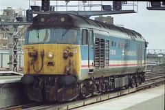 50018@Waterloo5 (zipdiskdude) Tags: waterloo resolution 1991 class50 networksoutheast 50018